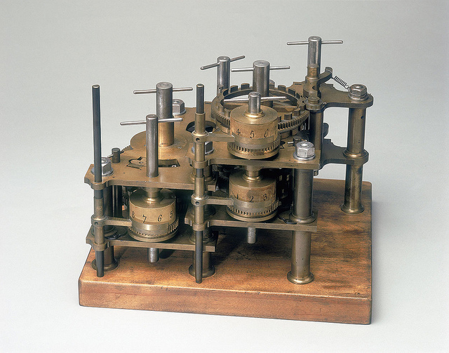 Image courtesy of Science Museum London at Flickr.com